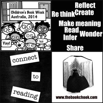 @OZTLNet Activities for Children's Book Week 2014 - #connecttoreading