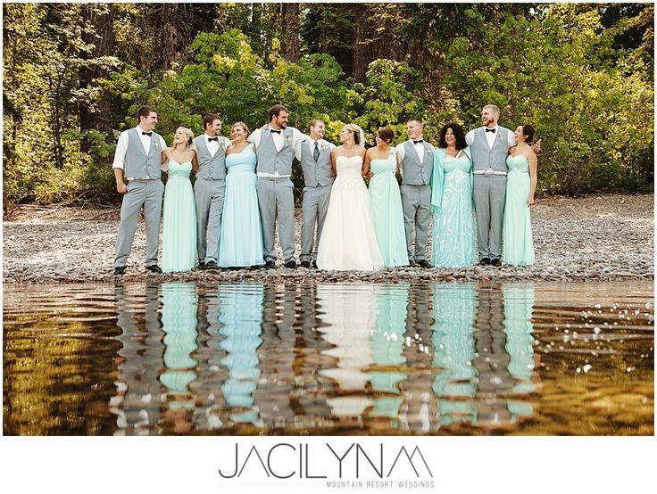 Glacier National Park Summer Wedding