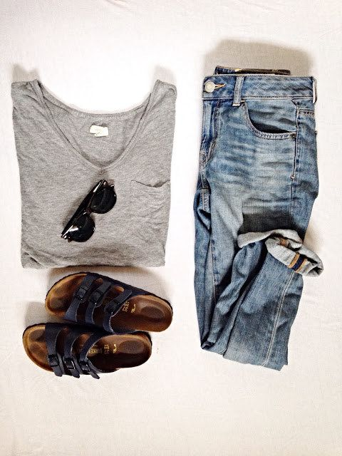 Planeje o que você irá vestir na noite anterior. | 23 dicas de estilo que todas as meninas preguiçosas aprovarão