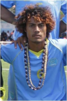 Mau Penisula, Tuvaluan footballer who currently plays for Addisbrough FC in Fiji. He's the most capped player ever in Tuvalu's football history with 14 matches for the country's senior team, of which he's currently the captain. He's also a member of Tuvalu national futsal team.