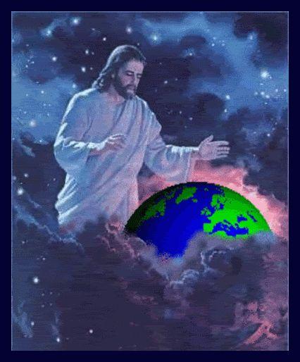 Imagenes Gifs: Dios en el mundo