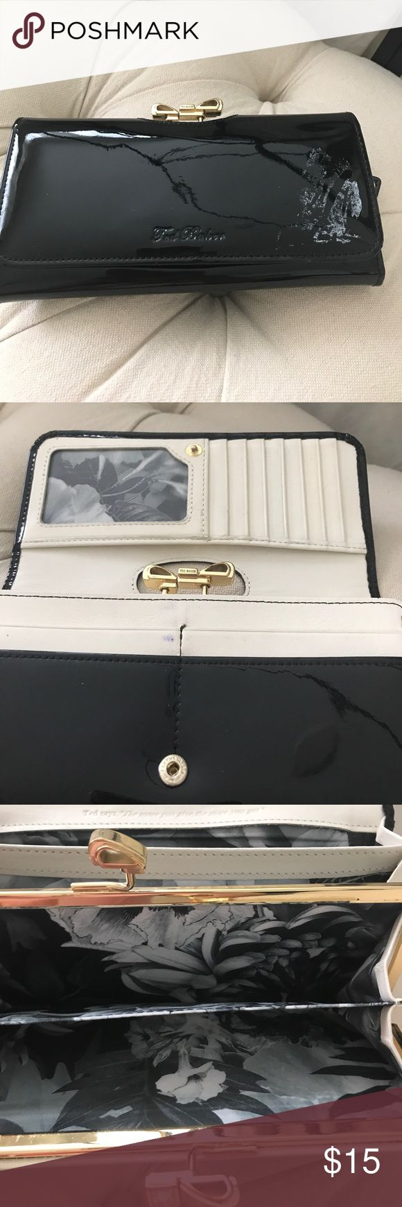 Ted baker wallet Used Ted Baker Bags Wallets