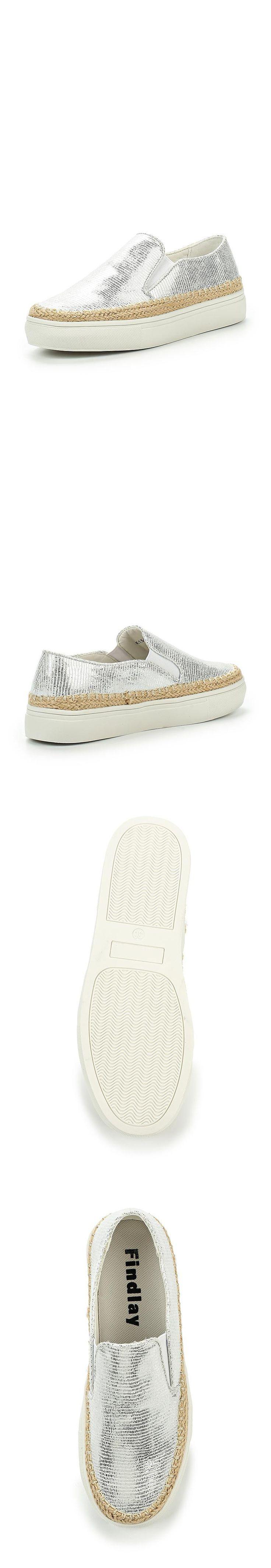 Женская обувь слипоны Findlay за 2530.00 руб.