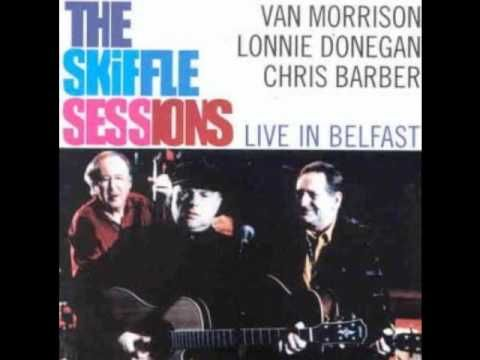 "▶ Van Morrison & Lonnie Donegan - ""Don't You Rock Me Daddio"" [From 'The Skiffle Sessions Live In Belfast' 2000]"