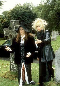 Absolutely Fabulous, Edina Monsoon, Patsy Stone in Freaky Friday II: Freaky Funeral ;)