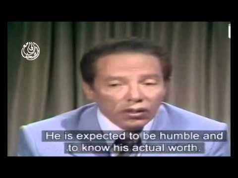لا تيأس من رحمة الله أبدا، كلمات رائعة للدكتور/ مصطفى محمود