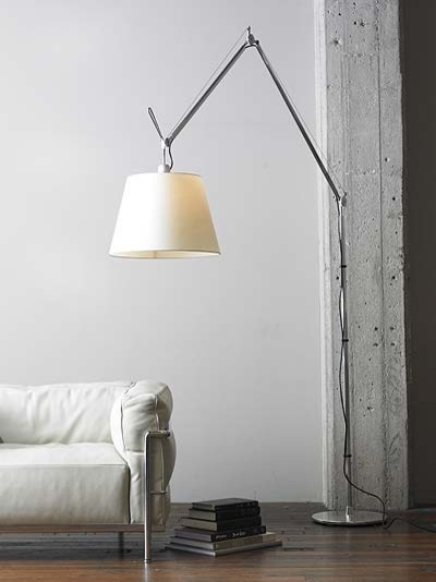 Tolomeo floor, design by Michele De Lucchi and Giancarlo Fassina, 1987-2010