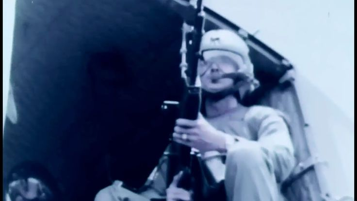 Shotgun Rider Training at Hawaii (Vietnam War) 1966 US Army; Helicopter Door Gunners https://www.youtube.com/watch?v=Dn86u-w6xMA #Hawaii #VietnamWar #USArmy