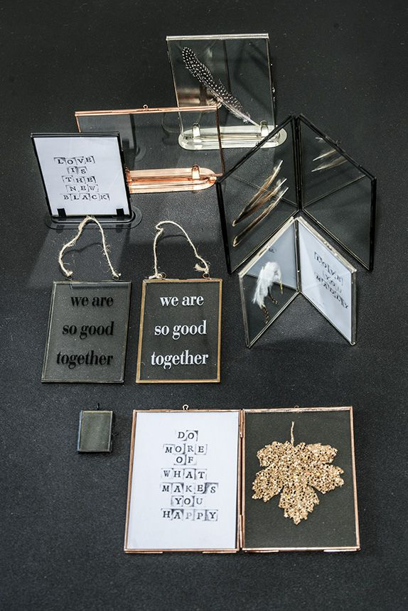 Madam Stoltz winter collection inspiration decoration