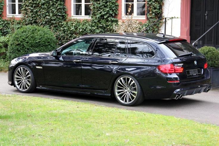 BMW 5-Series Touring (F11) от Kelleners Sport