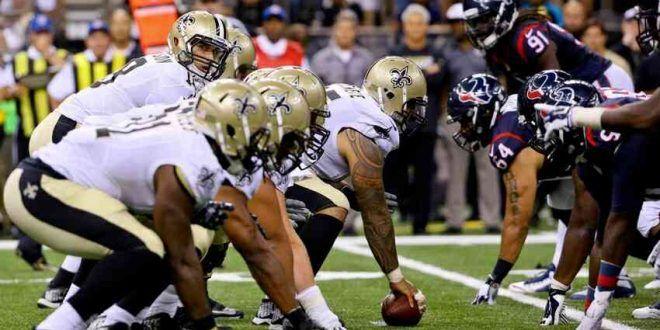New Orleans Saints vs Houston Texans Live NFL Game