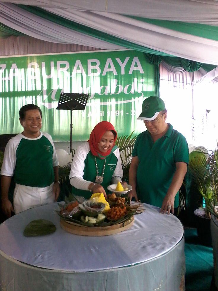 Plaza Surabaya, Rumah Kedua Bagi Keluarga