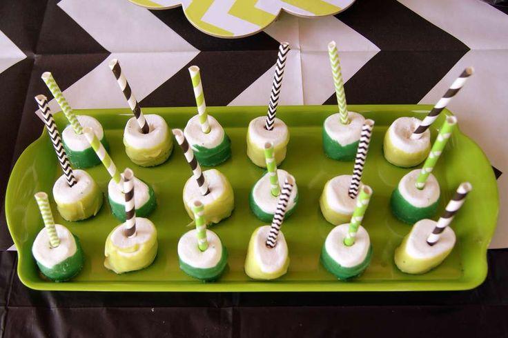 Go Ninja Go Ninja Go - A Joint Birthday Party   CatchMyParty.com