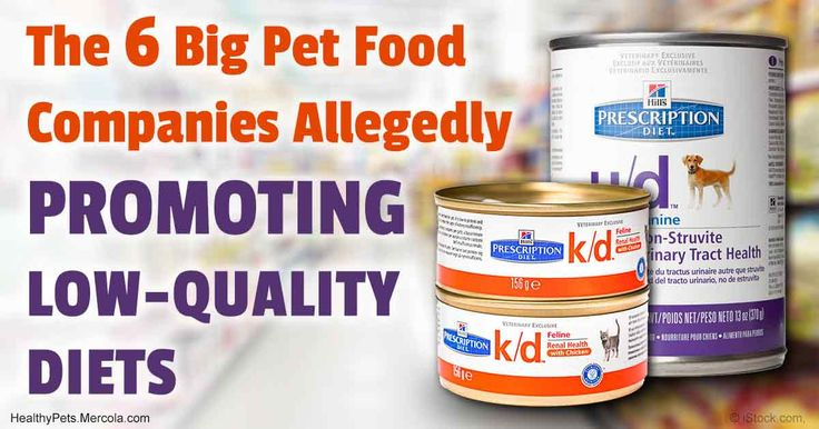 """A lawsuit has been filed in California against several pet industry companies alleging they engaged in price fixing of """"prescription"""" pet foods. http://healthypets.mercola.com/sites/healthypets/archive/2017/01/09/prescription-pet-foods-lawsuit.aspx"""