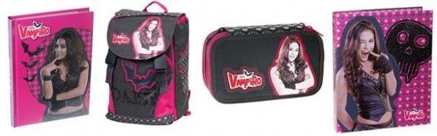 Algunos accesorios de Chica Vampiro. / Some accesories from Chica Vampiro (Vampire Girl).