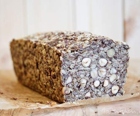 Rezept LIFE CHANGING BREAD von kesslerbiene - Rezept der Kategorie Brot & Brötchen