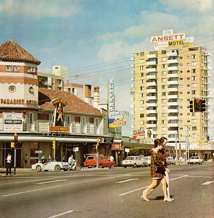 Gold Coast in Colour, 1971 | The Island Continent