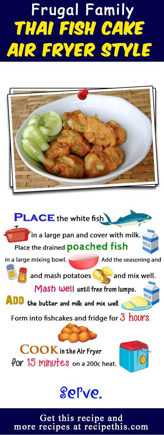 17 best images about air fryer on pinterest cheese for Airfryer battered fish