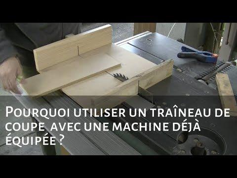 Mini Traineau De Coupe Pour Scie Sur Table Youtube Scie Sur Table Pose Parquet Flottant Table Scie Circulaire