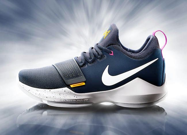 Paul George's Nike signature shoe is inspired by.the Janoski? You'll be  surprised at the origin of the finer details behind Paul George's first  signature ...
