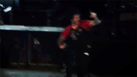 THIS INSTANTLY MADE ME DAY A LOT BETTER! CLICK THE PHOTO AND DIE OF LAUGHTER WHEN YOU WATCH BILLIE JOE DANCE