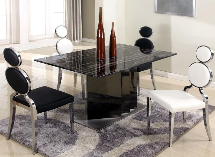 unique marble dining tables - Google Search