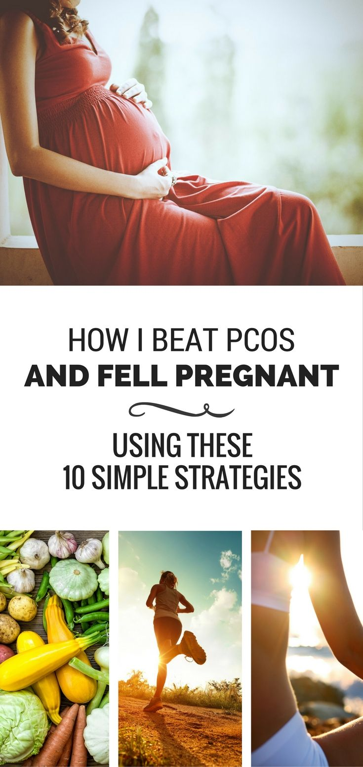 What every woman with PCOS needs to know to lose weight, get pregnant, cure acne, and resolve unwanted hair growth without using drugs.