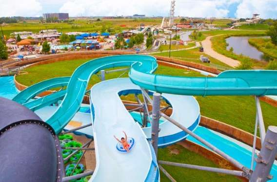 Where: Kansas City, KansasMost of Schlitterbahn's five water parks are in Texas, but their park in K... - Schlitterbahn Waterpark