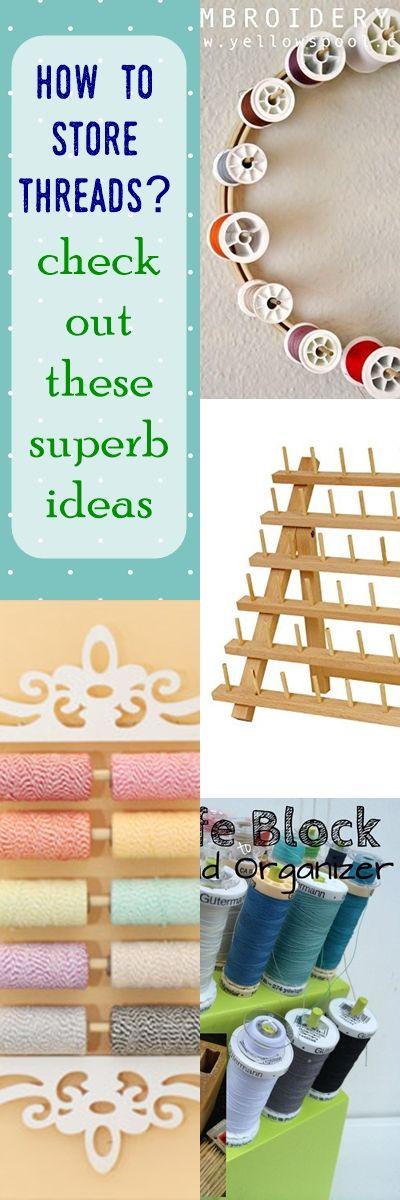 thread organizer   diy thread storage   how to store threads