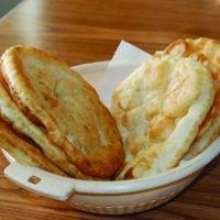 Navajo fry bread. So good with powdered sugar and honey!