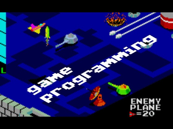 Learn game programming from a video series for novice programmers and non-game programmers. Part of a larger series at codeschool.org.