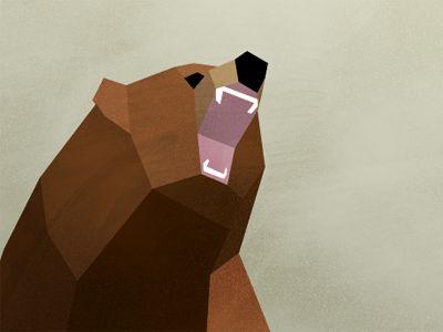 Bear Repinned by Elizabeth VanBuskirk on: Inca Teaching 2: the Land, Animals etc.
