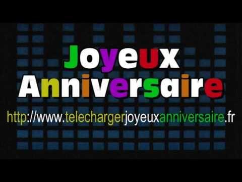 Happy birthday et joyeux anniversaire; chanson à télécharger sur ce lien iTunes: https://itunes.apple.com/de/album/happy-birthday-to-you-single/id470137814 o...