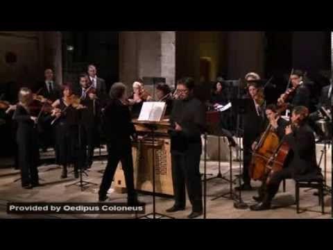 Mater dolorosa | Christophe Rousset & Talens Lyriques - YouTube