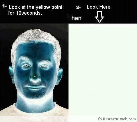 Amazing illusion