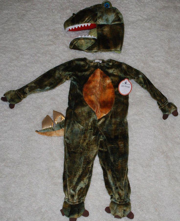 Child T Rex Costume