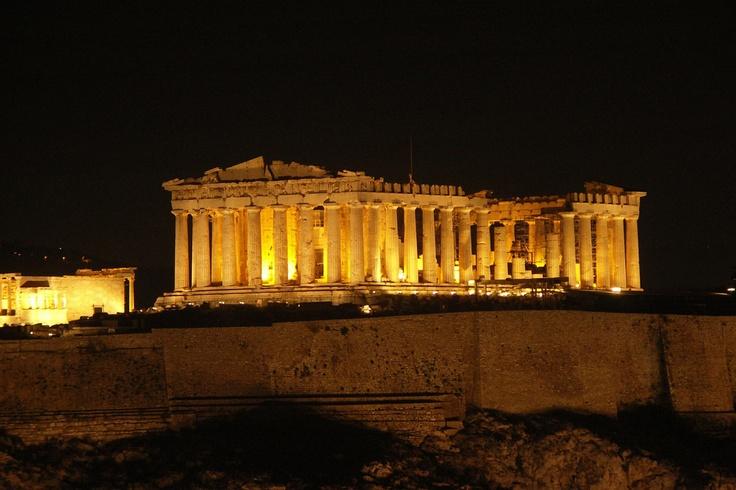 Parthenon | Athens, Greece | Travel to beautiful places