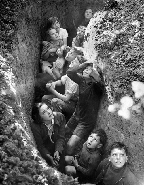 Niños en lo que creen un lugar seguro ¿Pero lo estaban en realidad?.