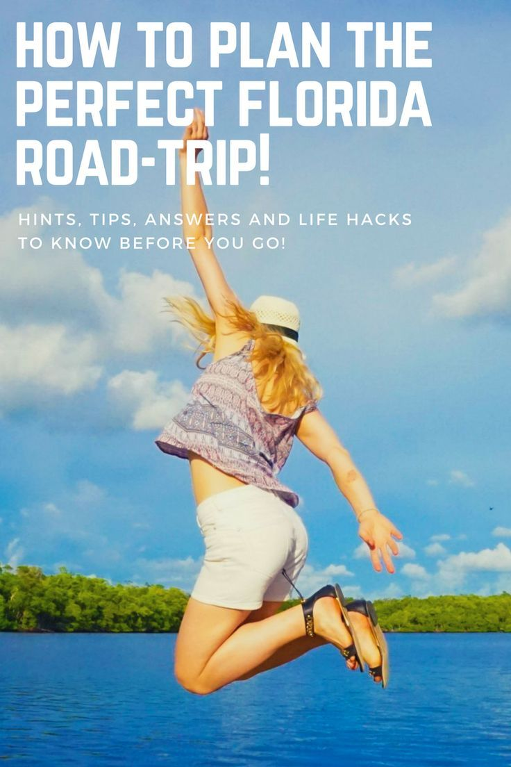 The Best Places To See On A Florida Road Trip From Orlando Road Trip Florida Road Trip Florida Travel