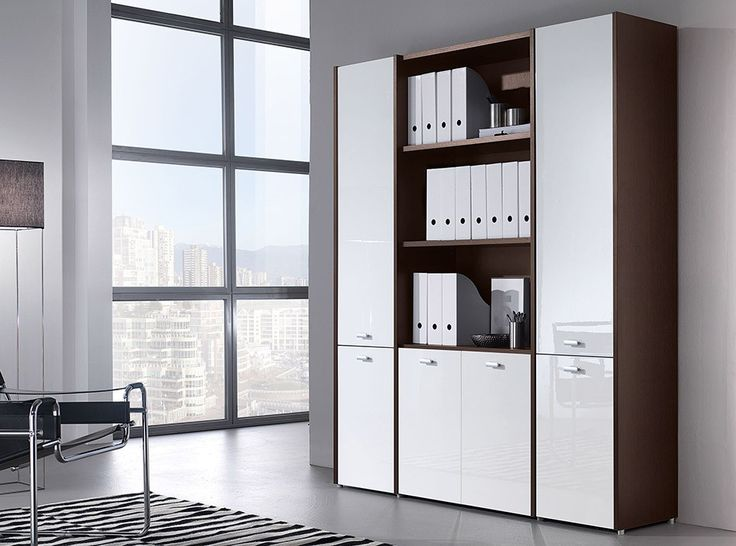 Italian Office Storage Library Unit VV LE5065   $1,725.00