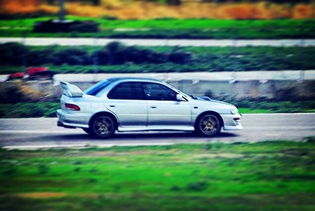 Subaru impreza gc8 trackdaycar