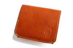 小さい財布・極小財布 小さいふ。コンチャConcha - 小さいふ。ちょっと賢い革小物クアトロガッツ 小さい財布・極小財布 4Gats Official Store