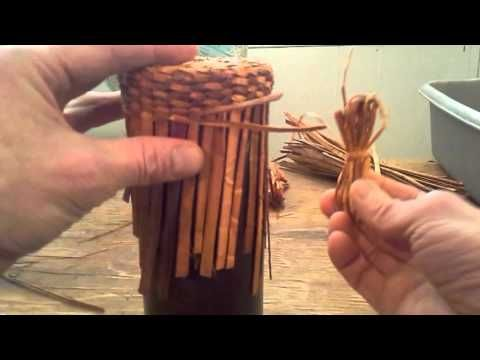 Inserting a weft - YouTube