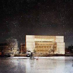 David Chipperfield Architects - Nobel Center - Stockholm, Sweden