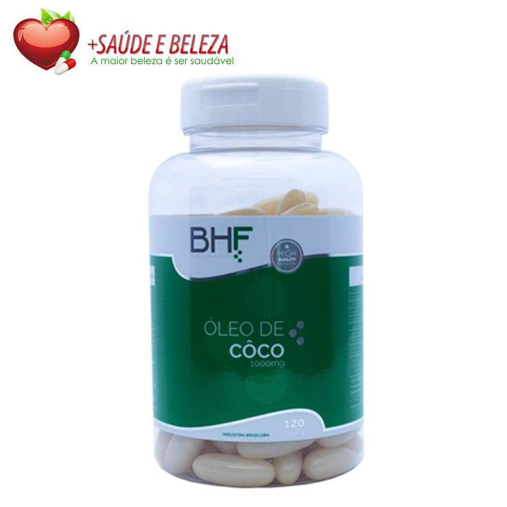 O Óleo de Coco da BHF é extravirgem, ou seja extraído do coco ainda fresco o que aumenta em varias vezes sua pureza. Com o Óleo de Coco da BHF você estará usando um produto de altíssimo padrão de qualidade que só a BHF pode garantir para você.  Cuide da sua Saúde com Produtos de Qualidade...  http://www.maissaudeebeleza.com.br/p/362/kit-c-3-potes-de-oleo-de-coco-1000-mg-c-120-capsulas-promocao?utm_source=pinterest&utm_medium=link&utm_campaign=Óleo+Coco+BHF&utm_content=post