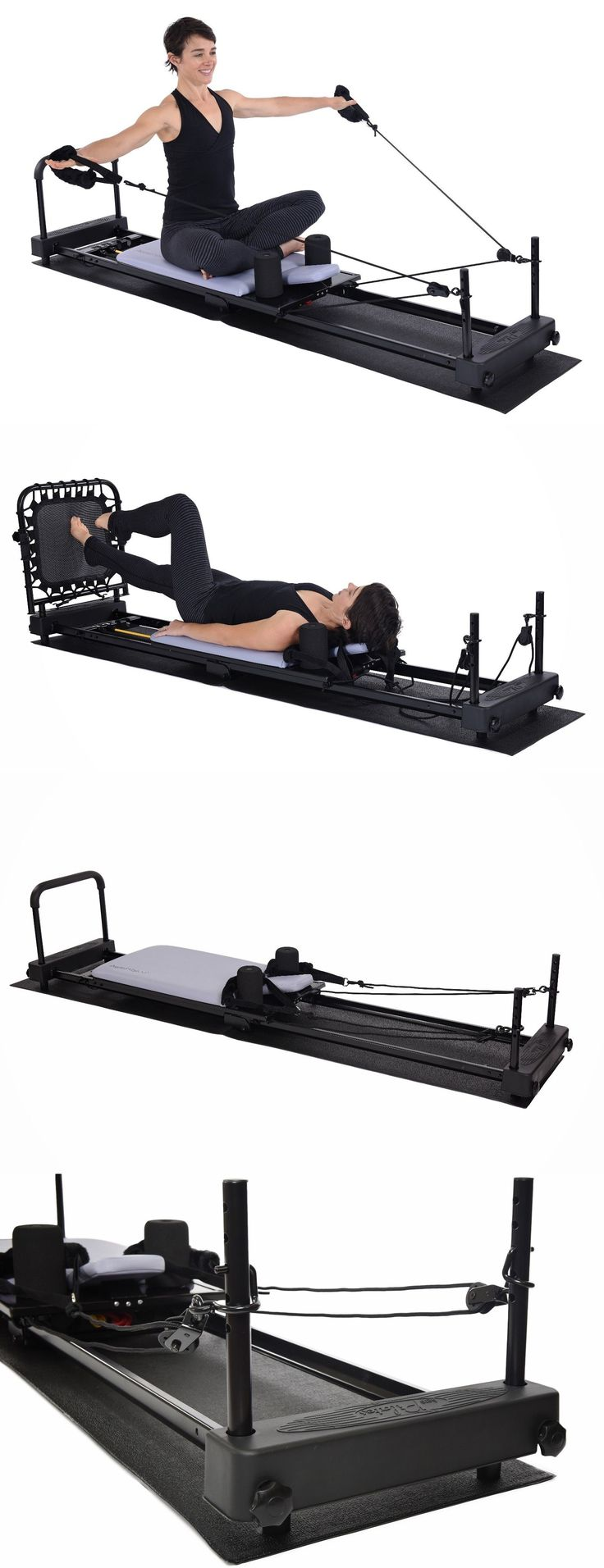 Pilates Tables 179807: Aeropilates Reformer 4420 -> BUY IT NOW ONLY: $329.99 on eBay!