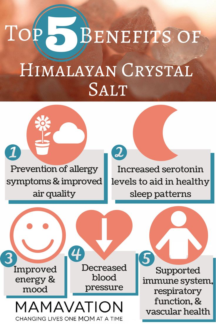 himalayan salt infographic. Interesting, because I've been seeing this more frequently now in Costco and Publix. Will have to give it a whirl!