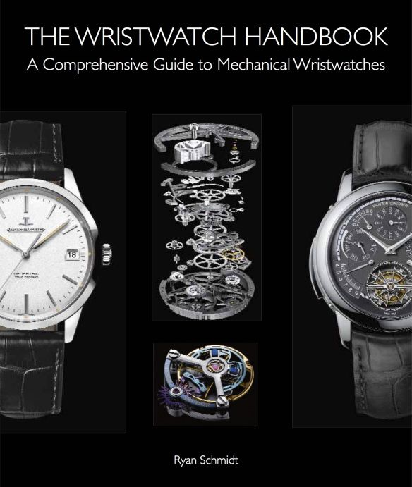 Catch Up on Your Summer Reading, Check Out 'The Wristwatch Handbook'…