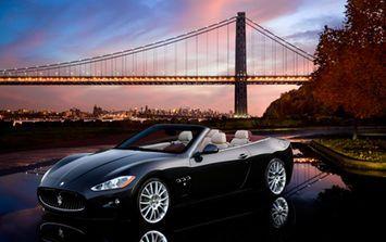 Maserati Prices GranTurismo Convertible from $135,800