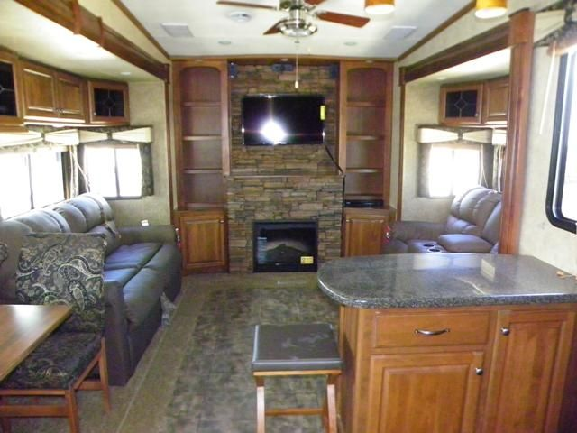 New 2013 Dutchmen INFINITY Fifth Wheel Trailer For Sale In Albuquerque, NM    ARV482834   Part 90